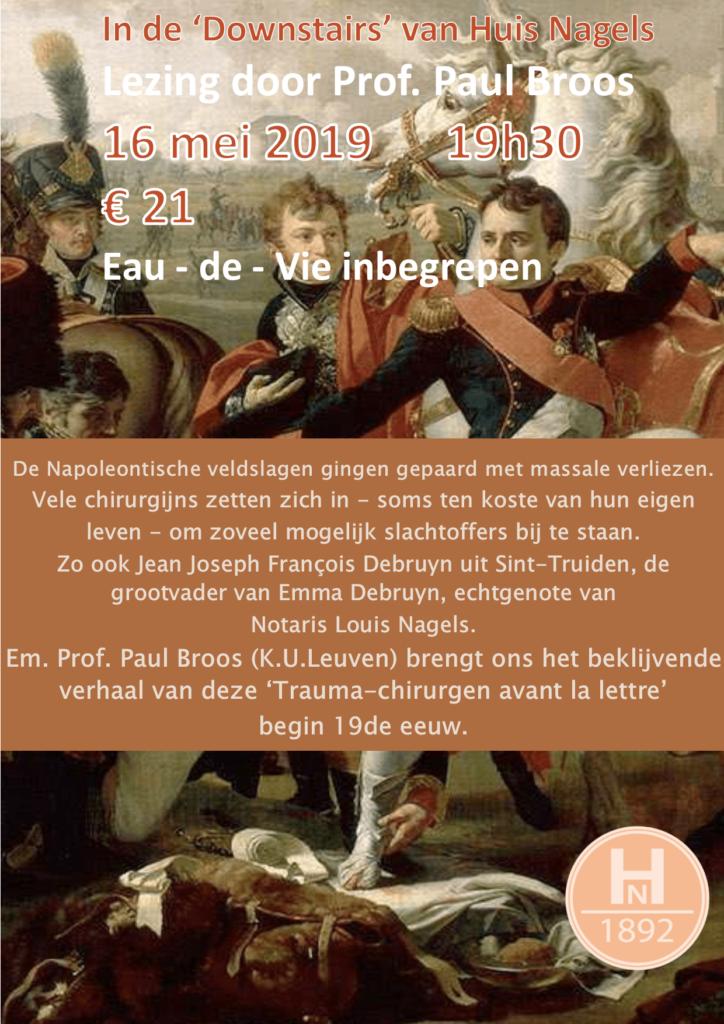 Image Napoleontische Veldslagen 16 Mei 2019